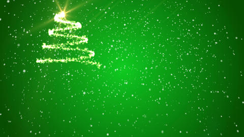 Merry Christmas background green backgrounds Footage