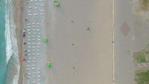 Belcekiz Beach stock footage