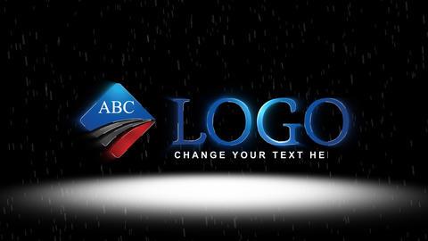 4 Season Logo After Effectsテンプレート
