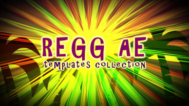 Reggae Sun After Effects Project
