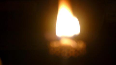 Kerosene lamp Footage