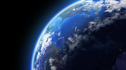 Earth F 1 4 K Animation