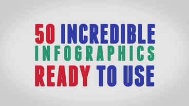 Infographics Pack V1 Plantilla de After Effects