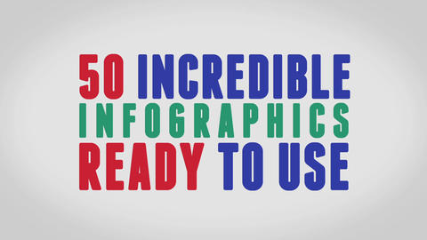 Infographics Pack V1 After Effects Template