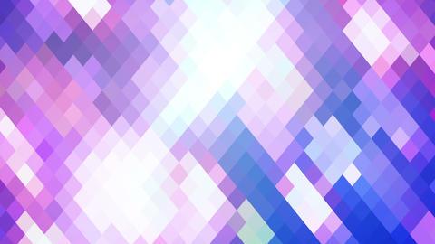 light blue rhombus tile loopable geometric background Animation
