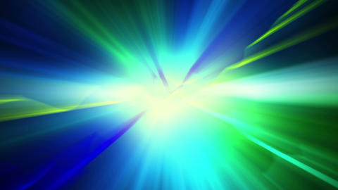 blue green shiny light loopable background 4k (4096x2304) Animation