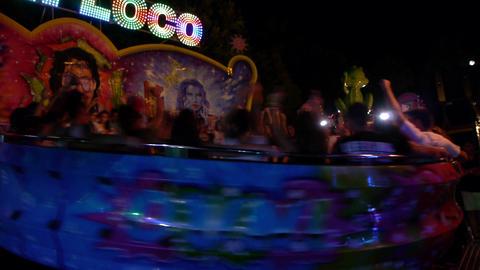 carousel vertigo Footage