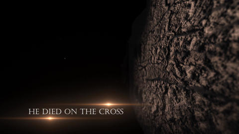 The Cross After Effects Template