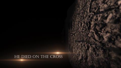 The Cross Opener stock footage