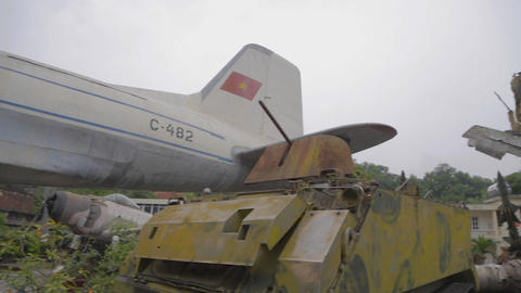 pan - military planes Vietnam Military History Museum Live Action