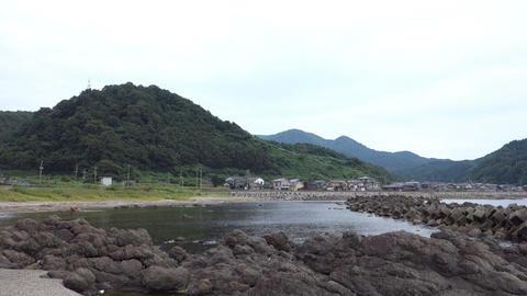 日本海の海岸 Live Action
