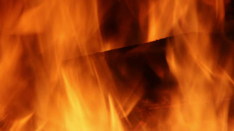 Fire Flames Footage
