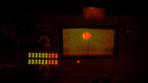 audio indicators Footage