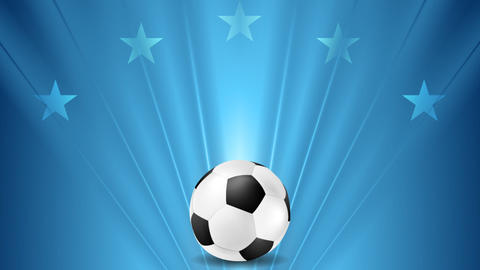 Sport football design video animation Animation
