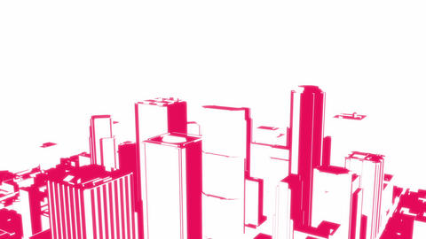 Flat City Animation