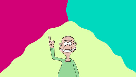 Funny Character Thinks: Problem and Solution 4 Animation