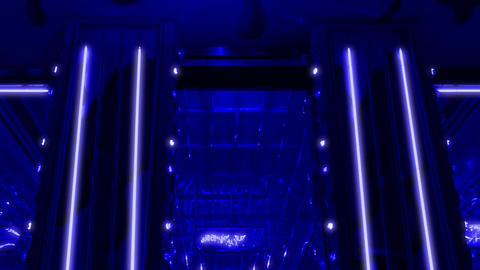 light neon 11 Stock Video Footage