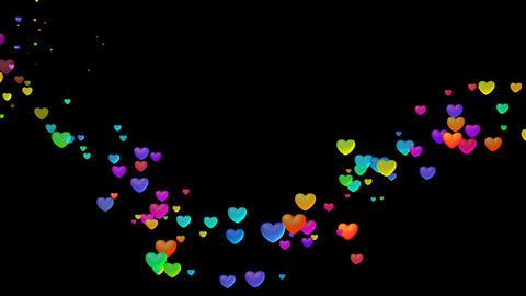Colorful Heart Shb1 HD CG動画