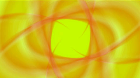 swirl smooth silk shaped flower... Stock Video Footage