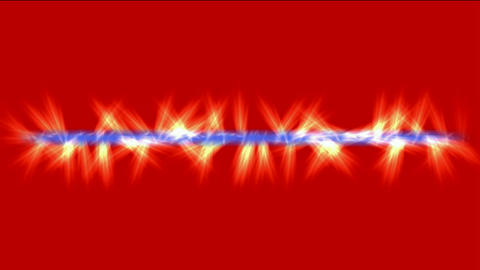 blue light beam jet red fire,rays laser weapons,power... Stock Video Footage