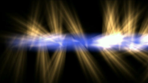 laser weapons,power energy,blue light beam jet golden... Stock Video Footage