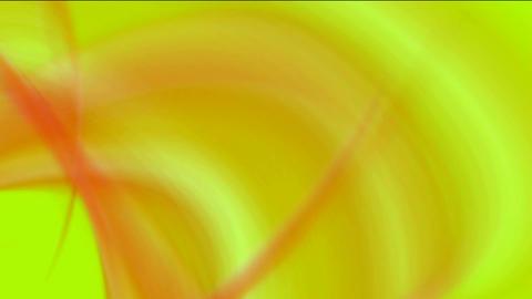 smooth silk yarn & smoke,fabric strips flowing by wind,ray laserlight Animation