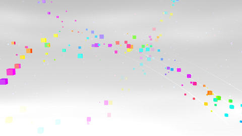 Colorful box SbD HD Animation