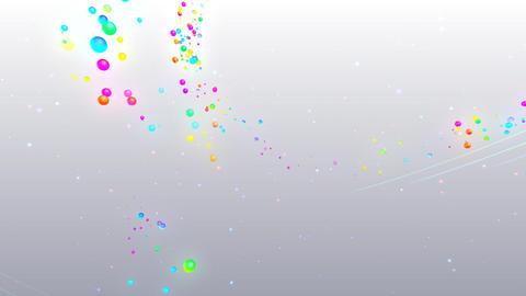 Colorful dot RsD HD Animation