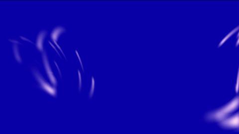 swirl cyclones,rotation metal ring,circle laser... Stock Video Footage