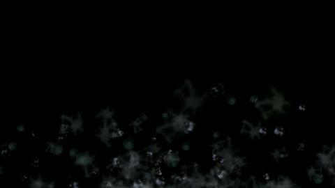 splash glass splinter,gush fountain,falling... Stock Video Footage
