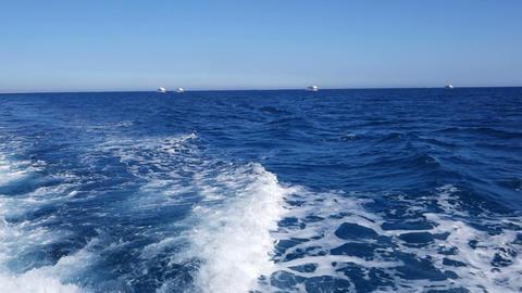 Slowmotion waves 2 Footage
