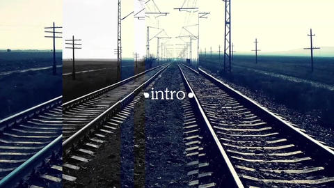 Dynamic Intro After Effects Template