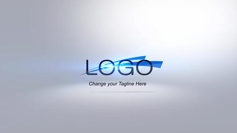 Sliced Logo Reveal Ver 3 After Effects Template