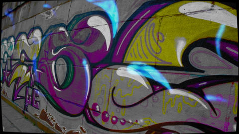 Graffiti_2 Footage