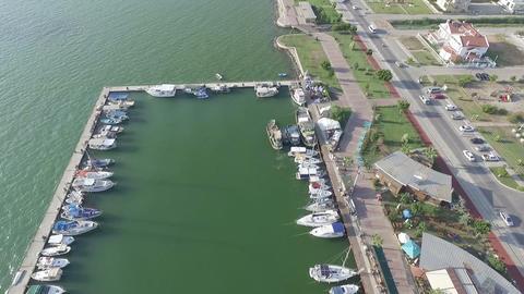 Fethiye Coastline Footage