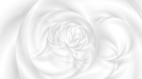 Grey moving circle shapes video animation Animation