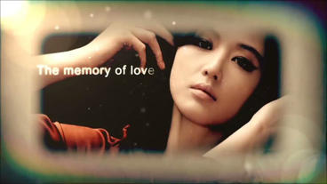 The Memory Of Love After Effects Template