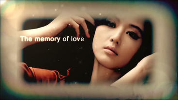 The Memory Of Love After Effects Project