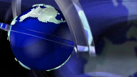 earth background loop Animación