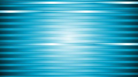 Bright blue stripes video animation Animation