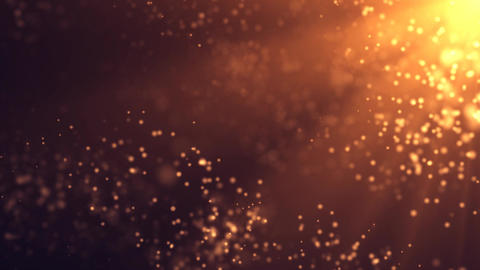 Dust particle Stock Video Footage