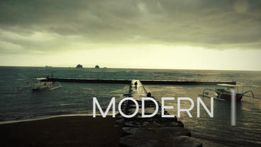 Inspire Slideshow Modern Design Photo and Text Display Gallery After Effects Project