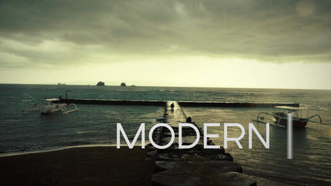 Inspire Slideshow Modern Design Photo and Text Display Gallery After Effects Template