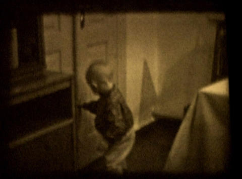 old home movie Footage