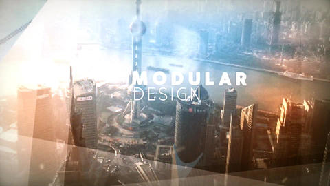 Modern Opener 6 After Effects Template