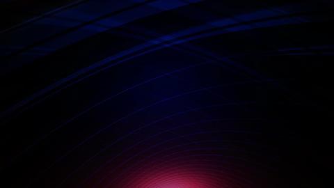 curve cross lights Animation