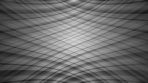 Monochromatic Curve Pattern stock footage