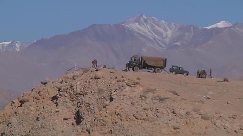 Landscape of Ladakh Footage