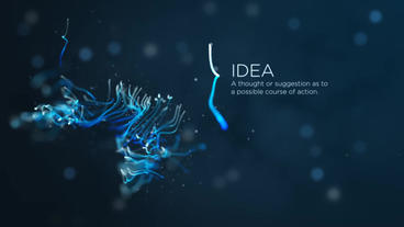 Abstract Art Title Quotes After Effects Template