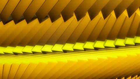 yellow gear edges Animation